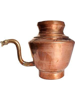 Big Sacred Water Pot