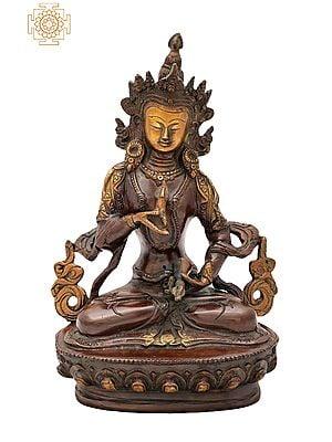 Tibetan Buddhist Deity Vajrasattva
