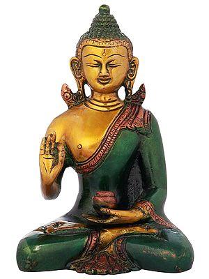 Preaching Buddha (Tibetan Buddhist Deity)