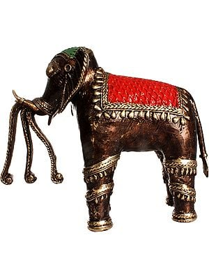 Tribal Elephant from Bastar