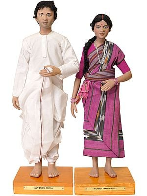 Man and Woman from Orissa