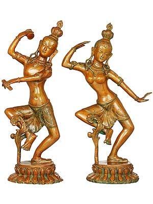 Dancing Shiva Parvati