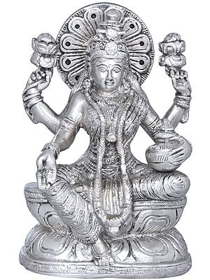 Seated Goddess Lakshmi