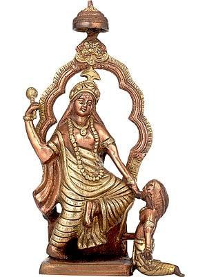 Mahavidya Bagalamukhi, In Her Glorious Ferocity