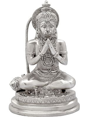 Lord Hanuman in Prayer