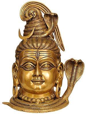 Lord Shiva  Head