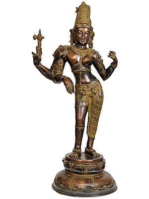 Large Size Ardhanarishvara (Shiva-Shakti)