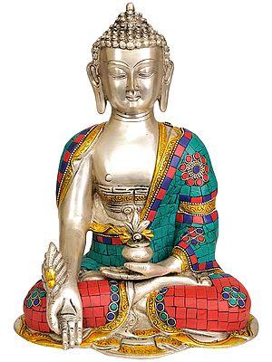 The Medicine Buddha (Tibetan Buddhist Deity)