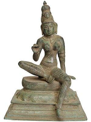Seated Uma (Devi Parvati)