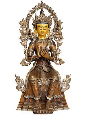 Maitreya Buddha (Tibetan Buddhist)