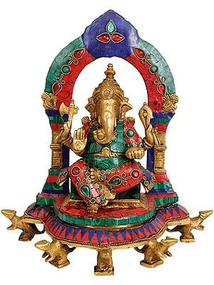 The Grandeur Of Lord Ganesha