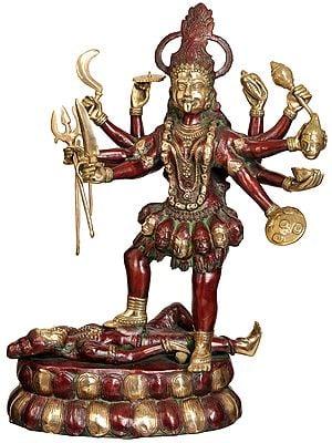 Large Size Goddess Kali