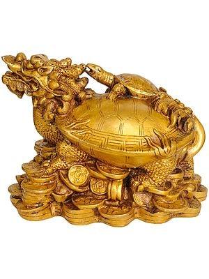 Feng Shui Dragon Piggy Bank
