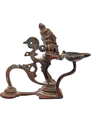 Garuda Lamp