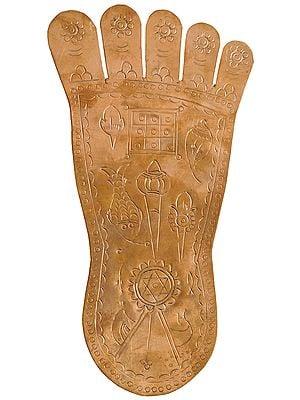 Vishnu Padam - The footprint of Lord Vishnu