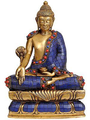 (Tibetan Buddhist Deity) The Medicine Buddha