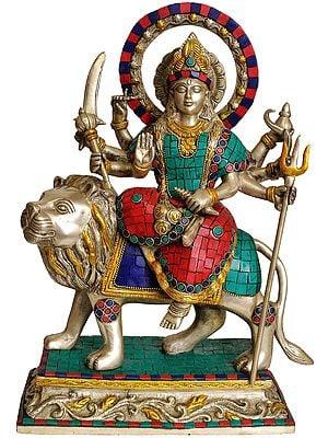 Ashtabhuja-Dhari Devi Durga
