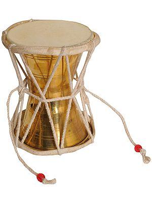 Shiva's Damaru (Pellet Drum)