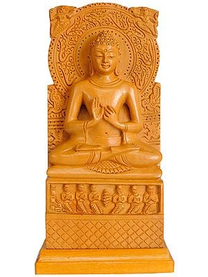The Sarnath Buddha