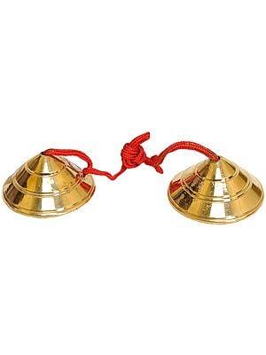 Cymbals for Bhajan Kirtan