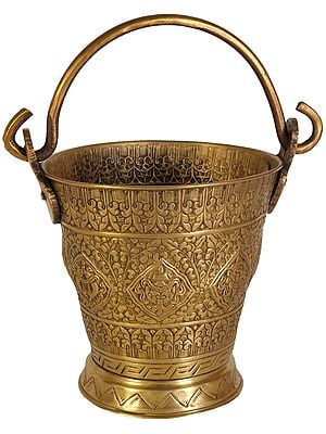 Ashtamangala Bucket