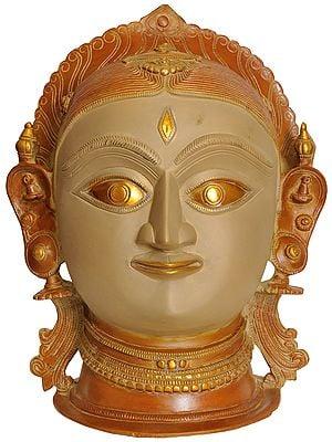 Goddess Parvati (Uma) Head
