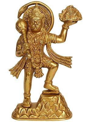 The Mighty Hanuman