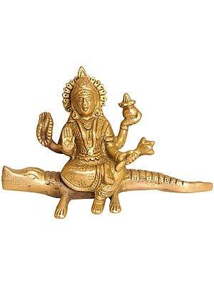 Ganga the River Goddess