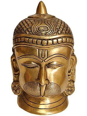 Lord Hanuman Head