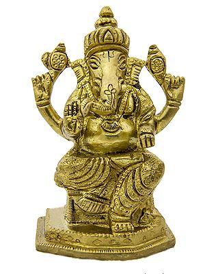 Bhagawan Ganapati (Small Statue)