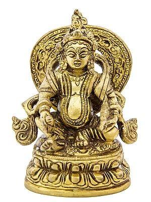 Kubera-The God of Wealth (Small Statue)