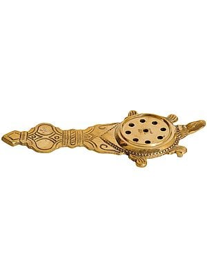 Vastu Tortoise Small Incense Burner
