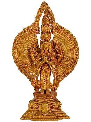 Eleven Headed Thousand Armed Avalokiteshvara