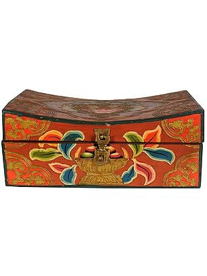 Tibetan Buddhist Monestary Ritual Box
