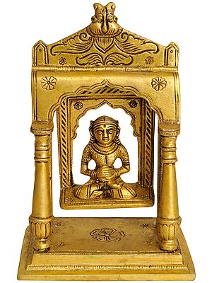 Jain Goddess Padmavati on Swing