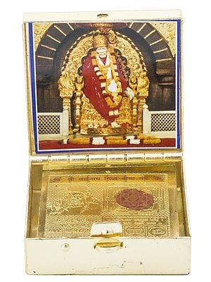 Shri Sainath Siddha Bisa Yantra