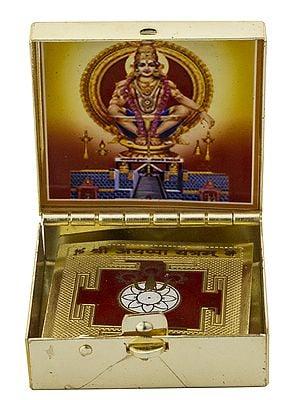 Shri Ayyappan Yantram