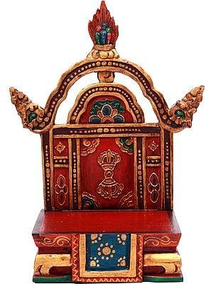 Throne for Buddha