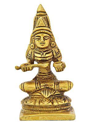 Devi Annapurna (Small Statue)
