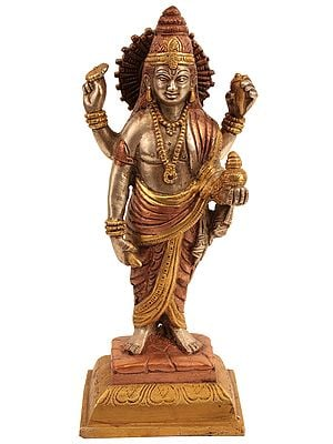 Dhanvantari - The Physician of the Gods