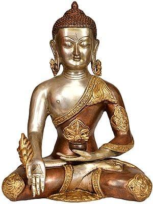 Tibetan Buddhist God Healing Buddha