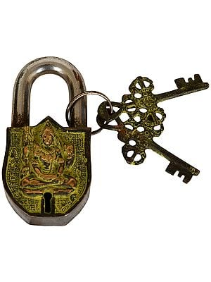 Lord Shiva Lock
