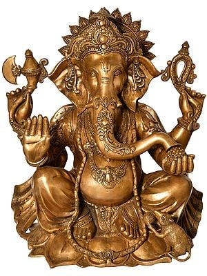 Large Size Lord Ganesha