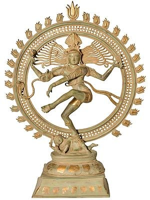 Large Size Lord Shiva as Nataraja