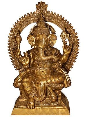 Super Large Size Lord Ganesha