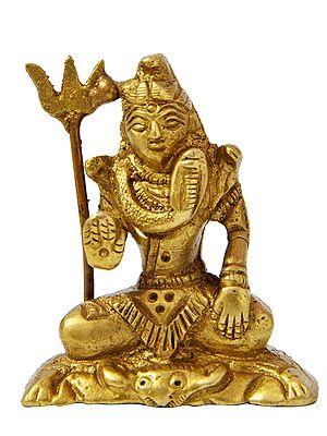 Shiva (Small Statue)
