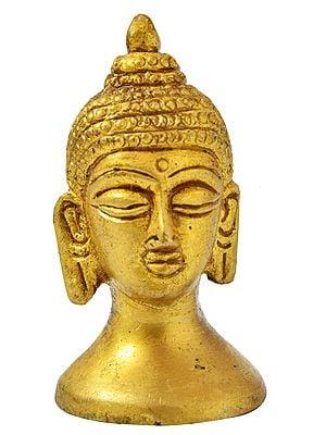 Buddha Head (Small Statue)