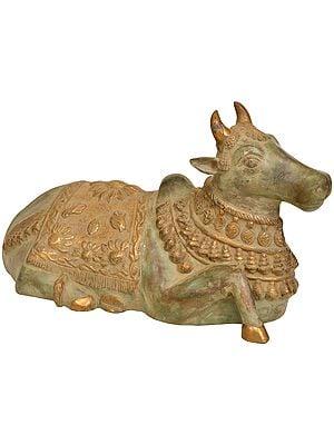 Nandi - The Vehicle of Lord Shiva