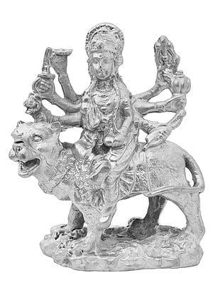 Parad Murti of Devi Durga