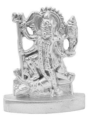 Parad Murti of Goddess Kali
